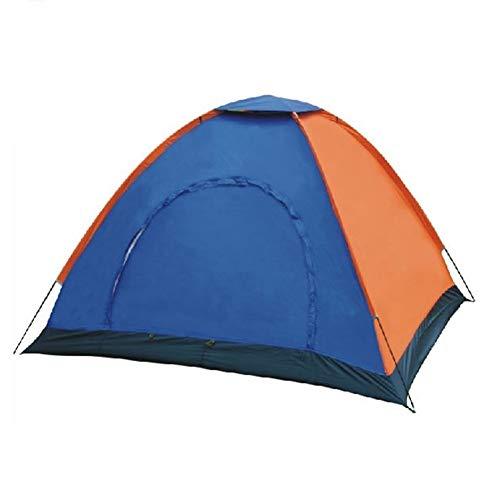 XuCesfs Zelt Wasserdicht Camping Zelt Eingenähte Bodenplane Zelt Verdunkelung Schlafzimmer Technologie Familie Dome