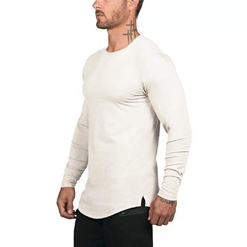Althlemon Mens Athletic Long Sleeve…