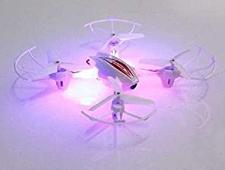 X ZINI HX-750 Remote Controlled Quadcopter Drone with Unbreakable Blades Toy for Kids (Without Camera) - Colour May Vary