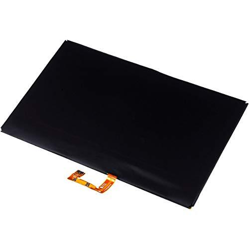 akku-net fromm Powery Ersatzakku passend für Tablet Lenovo Tab 2 A10-70, 3,8V, Li-Polymer