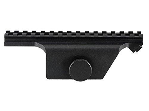 M1SURPLUS Scope Mount Rail - Low Profile Design - Durable Aluminum Material - Fits Springfield M1A Rifles