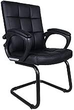 Cadeira de Escritório Interlocutor Charles Fixa Preta