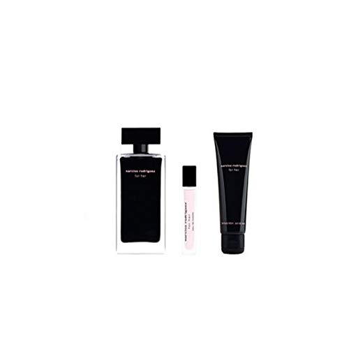 Narciso Rodriguez For Her Lote 3 Pz 100 g
