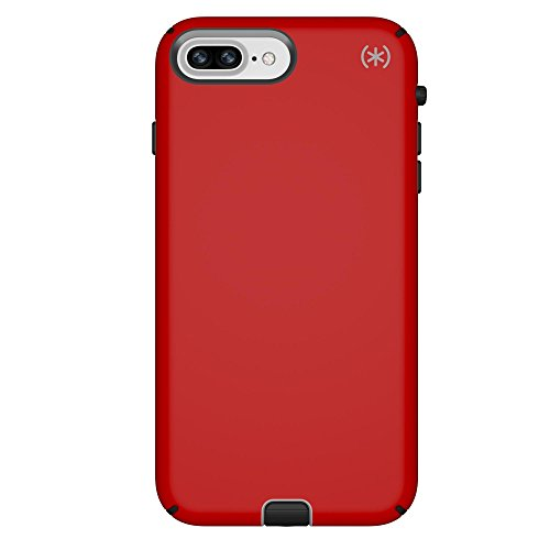 Speck Presidio Sport Funda Protectora para iPhone 6/6s/7/8 - Rojo