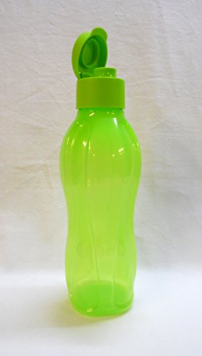 Tupperware To Go Eco C137 EcoEasy - Botella ecológica (1,0 L), color verde