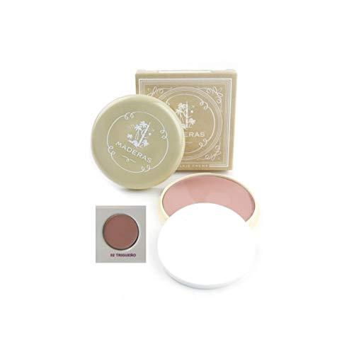 Maderas De Oriente - Maquillaje en crema maderas