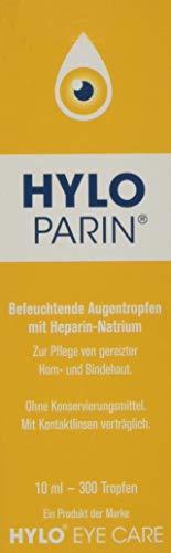 Ursapharm HYLO-PARIN Augentropfen, 10 ml
