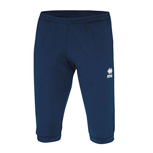 erreà via Sportkluft PENCK Trainingshose 3/4-lang · Unisex Sporthose DREIViertellang Farbe Marineblau, Größe XXL