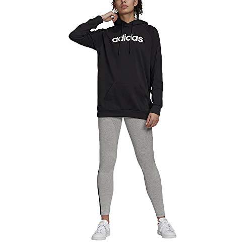 adidas Damen Sportanzug Oth Sportanzug, Black/White, M, GD4419