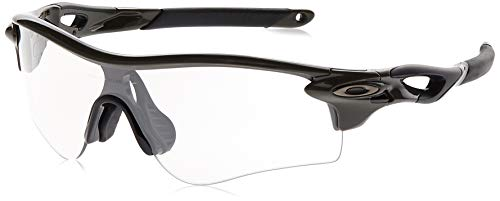 Oakley Radarlock Path Olive/Clear Black Iridium Photochromic Lenis