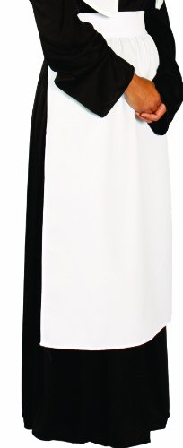 Alexanders Costumes Women's Puritan Apron, White, One Size - http://coolthings.us