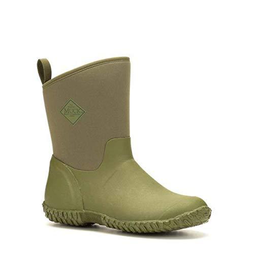 Muck Boot Womens/Ladies Muckster II Mid RHS Print Gardening Shoes (7 US) (Purple/Flora)