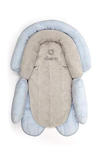 Diono Kopfstütze– Cuddle Soft, Grau/Blau