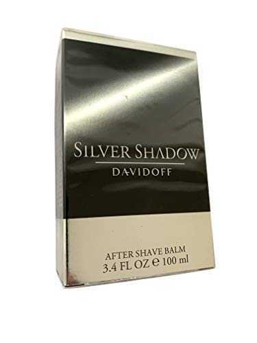 Davidoff Silver Shadow Aftershave Balm 100 ml