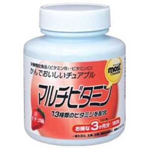 MOST チュアブル マルチビタミン 180粒(単品)オリヒロ