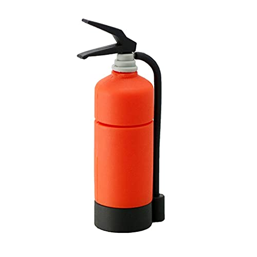 JJZXT Botella de extintor de Incendios Personalizado Creative USB Flash Drive cle USB 256GB 32GB 128 64 8 16 4 GB Memory Stick U Disk (Capacity : 32GB, Style : Style One)