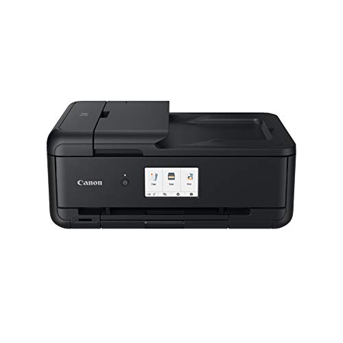 Canon TS9550 Multifunction Inkjet Printer - Black