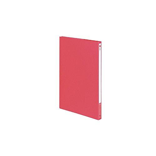 コクヨ ケースファイル 色厚板紙 A4縦 赤 フ-900NR 【まとめ買い10冊セット】