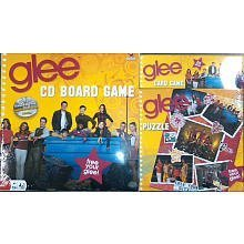 Glee Game 3-Pack (Game,Puzzle and Card Game) by Cardinal Industries 1001668