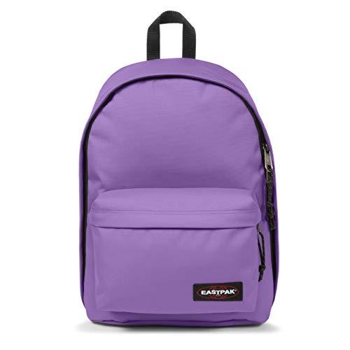 EASTPAK Out of Office Backpack, 44 cm, 27 L, Petunia Purple (Purple)