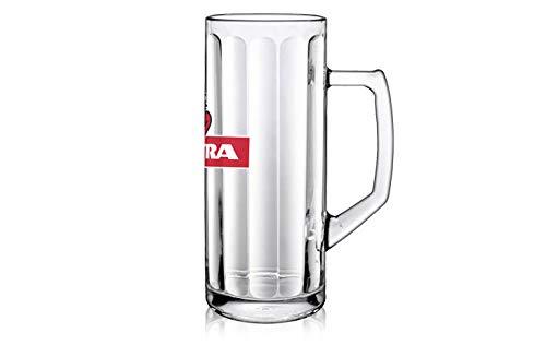 ASTRA Bier Seidel (6 STÜCK) BIERGLÄSER-Set 0,4L/0,5L (Bierkrug/HUMPEN) (0,4 Liter)
