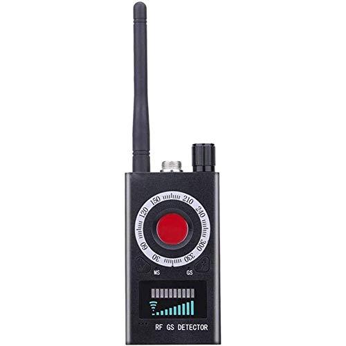 HBBOOI Anti Spy RF Detector de señal inalámbrica de señal de inscripción inalámbrica Señal de Detector de Insectos para cámara Oculta Dispositivo de Escucha Finder Radar Scanner