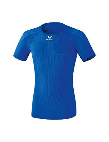 Erima - Running Kompressions-T-Shirts für Jungen in New Royal, Größe 164