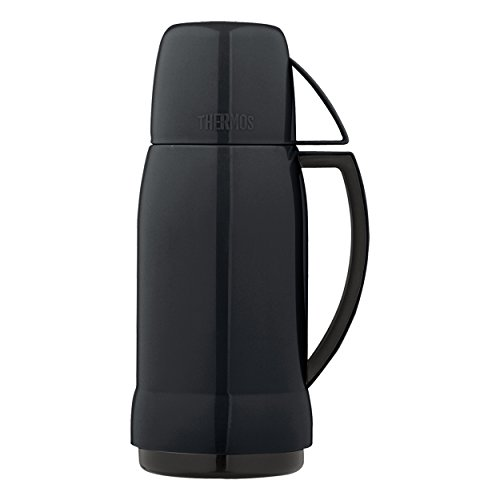 THERMOS 034901 Eclipse en Anthracite Bouteille Isotherme 0,5 l