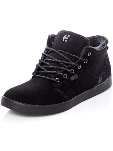 Etnies Jefferson Mid Scarpe da Skateboard Uomo, Nero (003-Black/Black 003), 38 EU