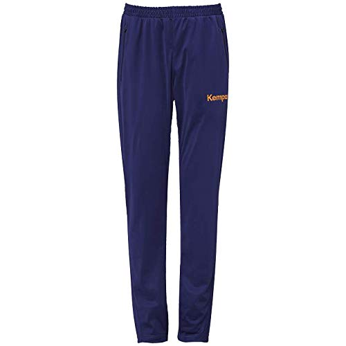 Kempa Emotion 2.0 Pants Pantalones De Balonmano para Hombre, Azul Deep, 4XL