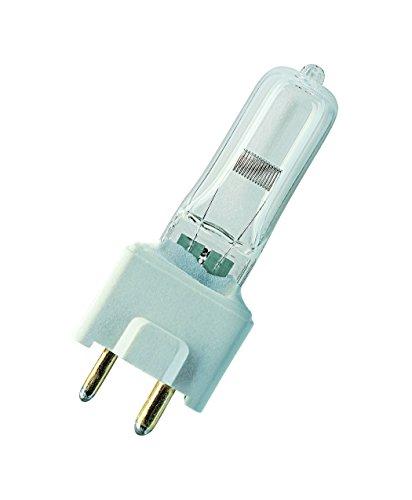 OSRAM 64643 FDS 150W 24V, 3450K, lámpara halógena de baja tensión sin reflector, fibra óptica médica (HLX)