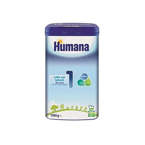 Humana 1 Latte In Polvere Per Lattanti Fino Al 6 Mese 1100 g