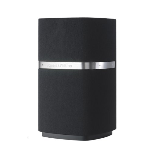 Bowers & Wilkins MM-1 Hi-Fi Computer Speakers with Built-in DAC, Black
