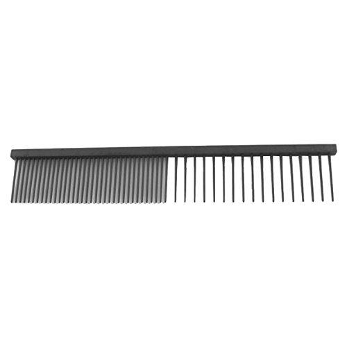 Groom Professional Blk Anti Static Comb 20cm