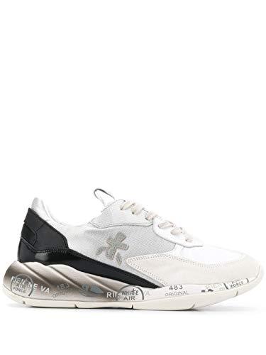 PREMIATA Luxury Fashion Damen SCARLETT4530 Weiss Sneakers  