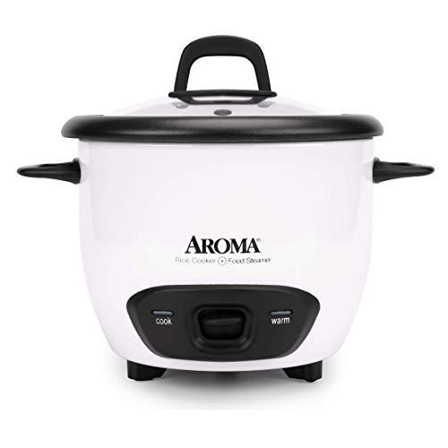 arrocera eléctrica de la marca Aroma Housewares