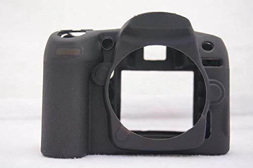Funda de Silicona Carcasa de Silicona para cámara Nikon D7000 ...