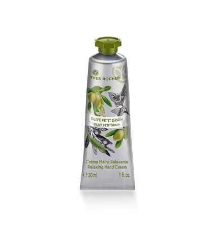 Yves Rocher–Crema per le mani Olive di petitgrain