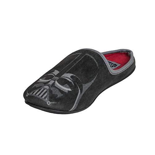 Pantuflas con forma de Star Wars   Interior y exterior de tela...
