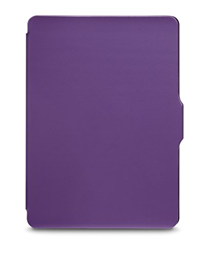 NuPro SlimFit Cover for Kindle (8th Generation), Purple