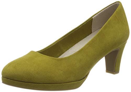 MARCO TOZZI 2-2-22409-34, Scarpe con Tacco Donna, Verde (Lime 752), 40 EU