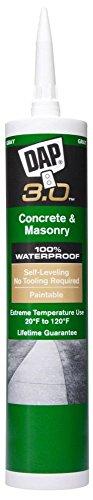 DAP 3.0 Self-Leveling High Performance Masonry & Concrete Sealant