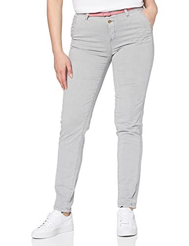 edc by Esprit 999cc1b802 Pantalones, Gris (Grey 030), W32/L32 (Talla del Fabricante: 32/32) para Mujer