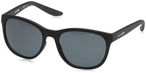 Arnette 0AN4228 01/81 55 Occhiali da sole, Nero (Matte Black/Polargray), Unisex-Adulto