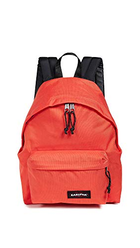 Eastpak Gepolsterter Pak'R Rucksack, 40 cm, 24 l, Orange (Blind Orange)