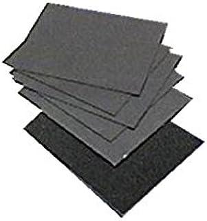 Sait 10031 5/Pk 9 Inch X 11 Inch 320 Grit Aluminum-Oxide Sandpaper Sheets(Sold By 2 Pack)