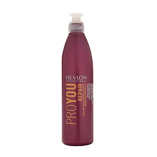 Revlon Proyou Repair Shampoo For Damaged Hair Champú - 350 ml