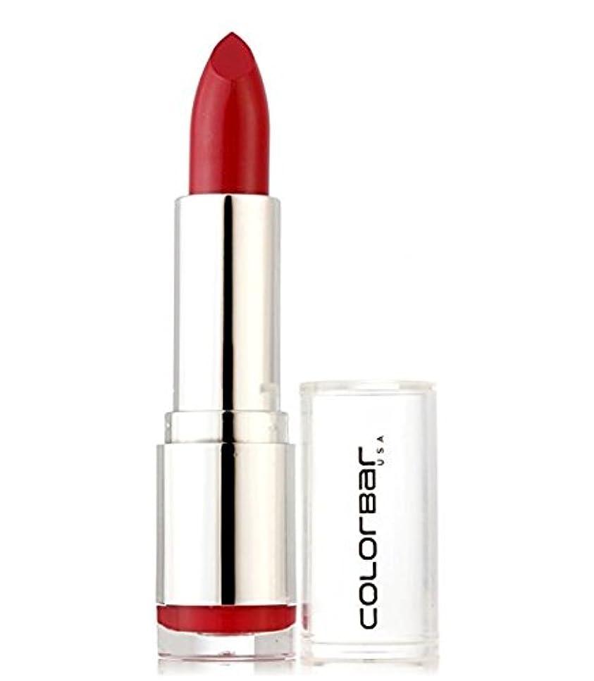 喉頭不定扱うColorbar Velvet Matte Lipstick, Only Reason, 4.2g