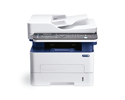 XEROX WorkCentre 3225 A4 28 Seiten/Min. Wireless Duplex Copy/Print/Scan/Fax PS3 PCL5e/6 DADF 2 Trays Total 251 Sheets