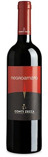 Conti Zecca - Vino Negroamaro Conti Zecca - 2011-1 Bottiglia da 750 ml